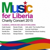Music for Liberia illustrations