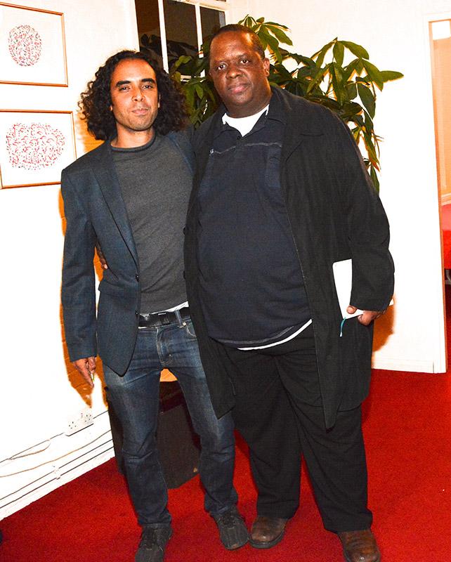 idris-rahman-with-julian-joseph