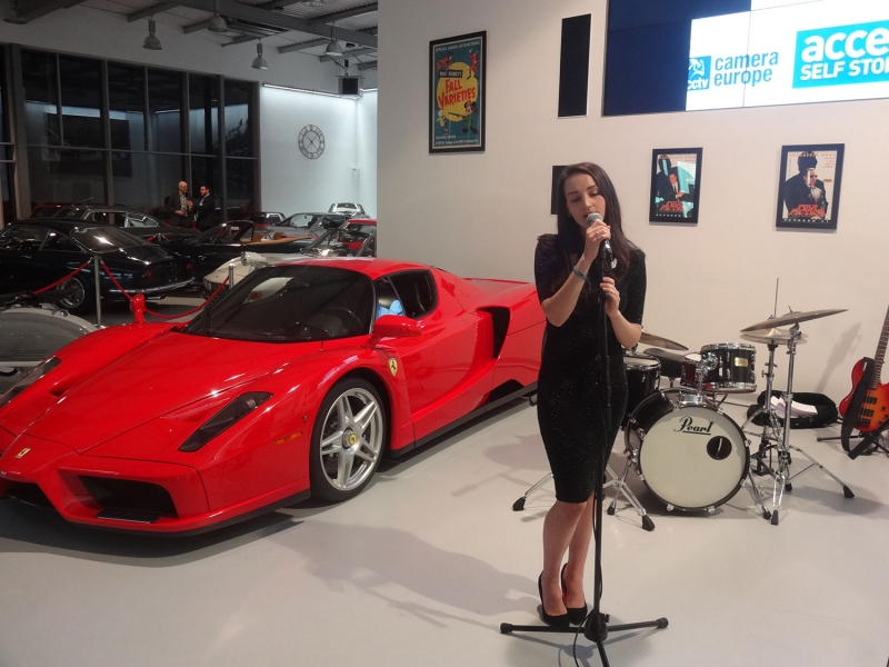 Who Owns Maserati >> Joe Macari Performance Scholarships | World Heart Beat Music Academy | Wandsworth London