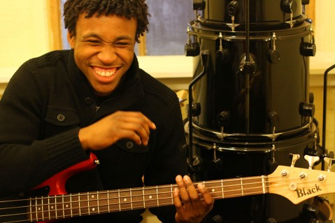 bass guitar lessons in london
