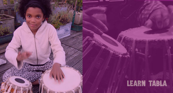 Tabla Lessons in London