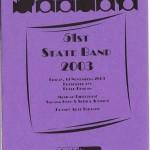 programme2003