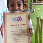 tabla exams at world heart beat music academy