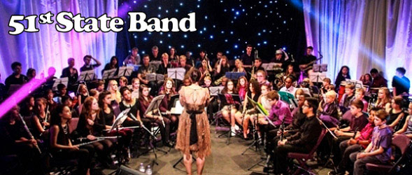 concert band in london