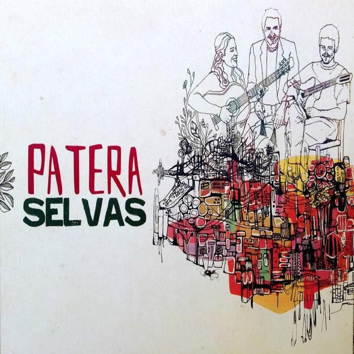 Patera Selvas Album Cover