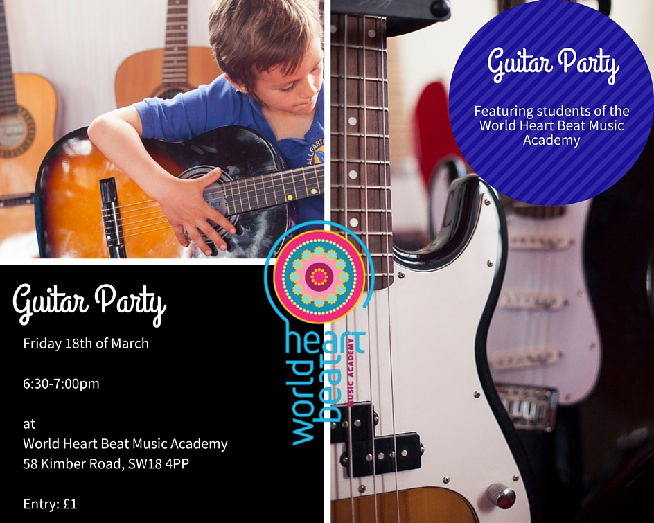 GuitarPartyPoster