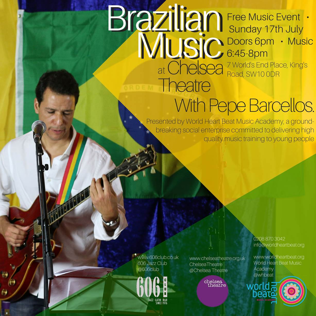 BrazilianMusic@Chelsea