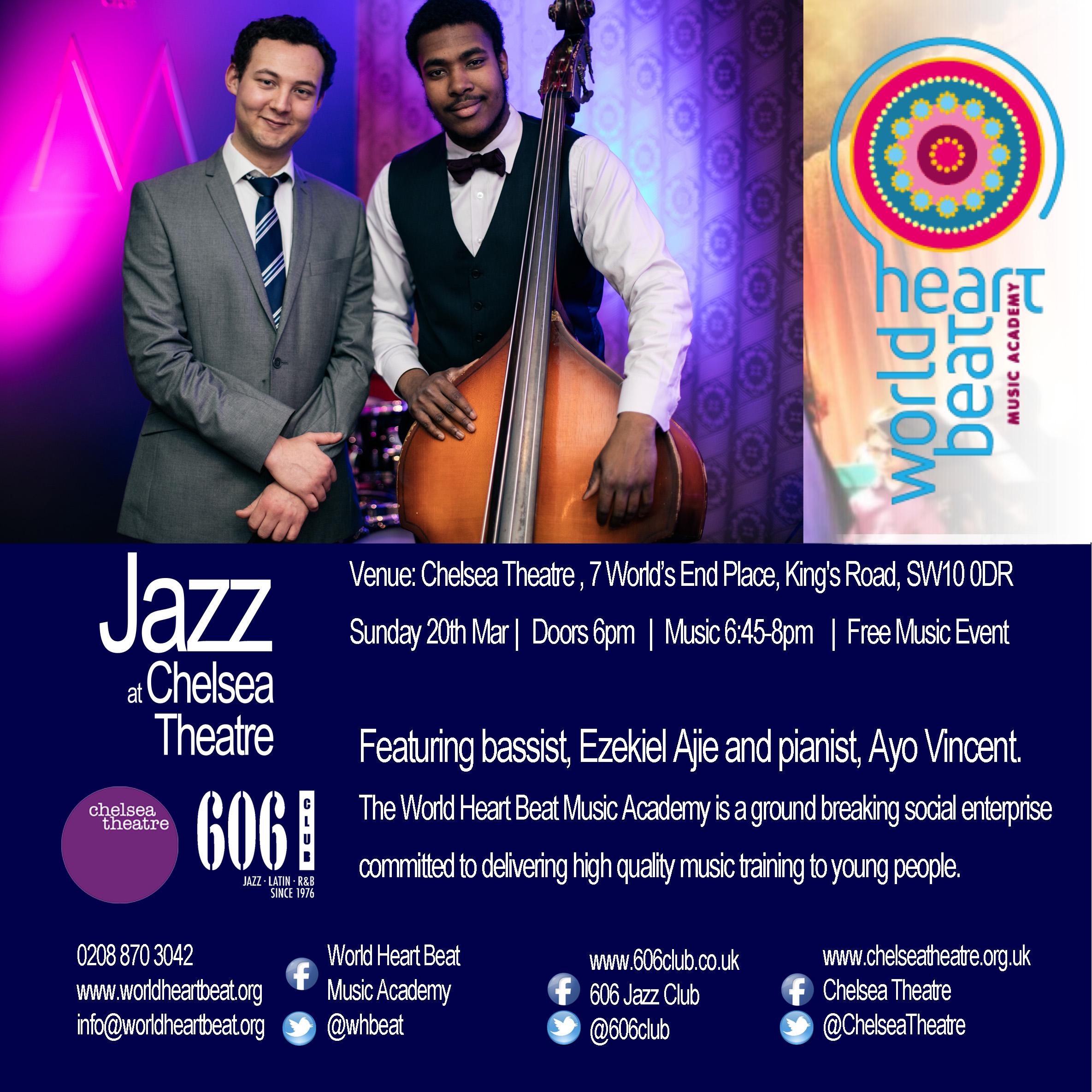 Jazz@Chelsea-AyoZeeks