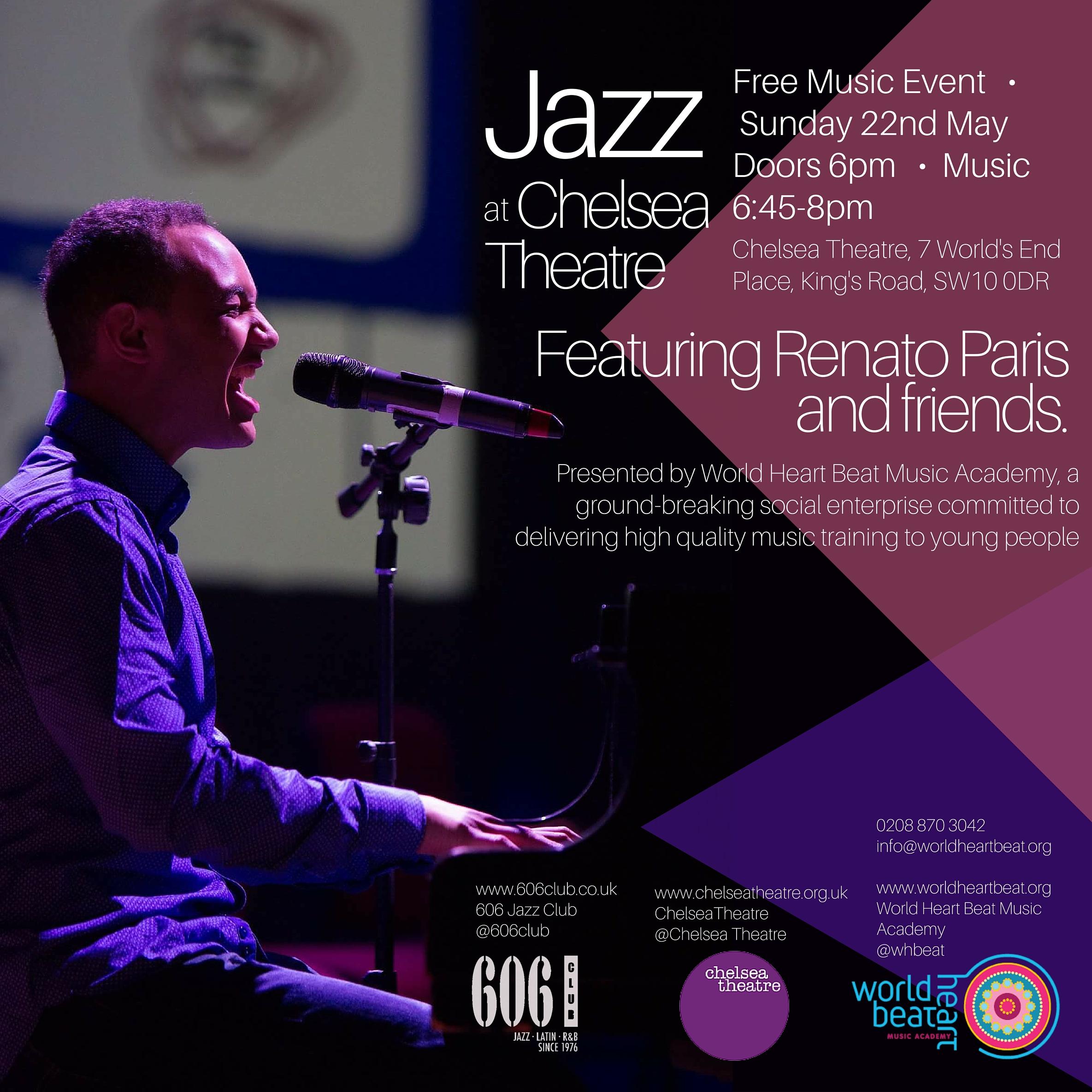 Jazz@Chelsea-Renato