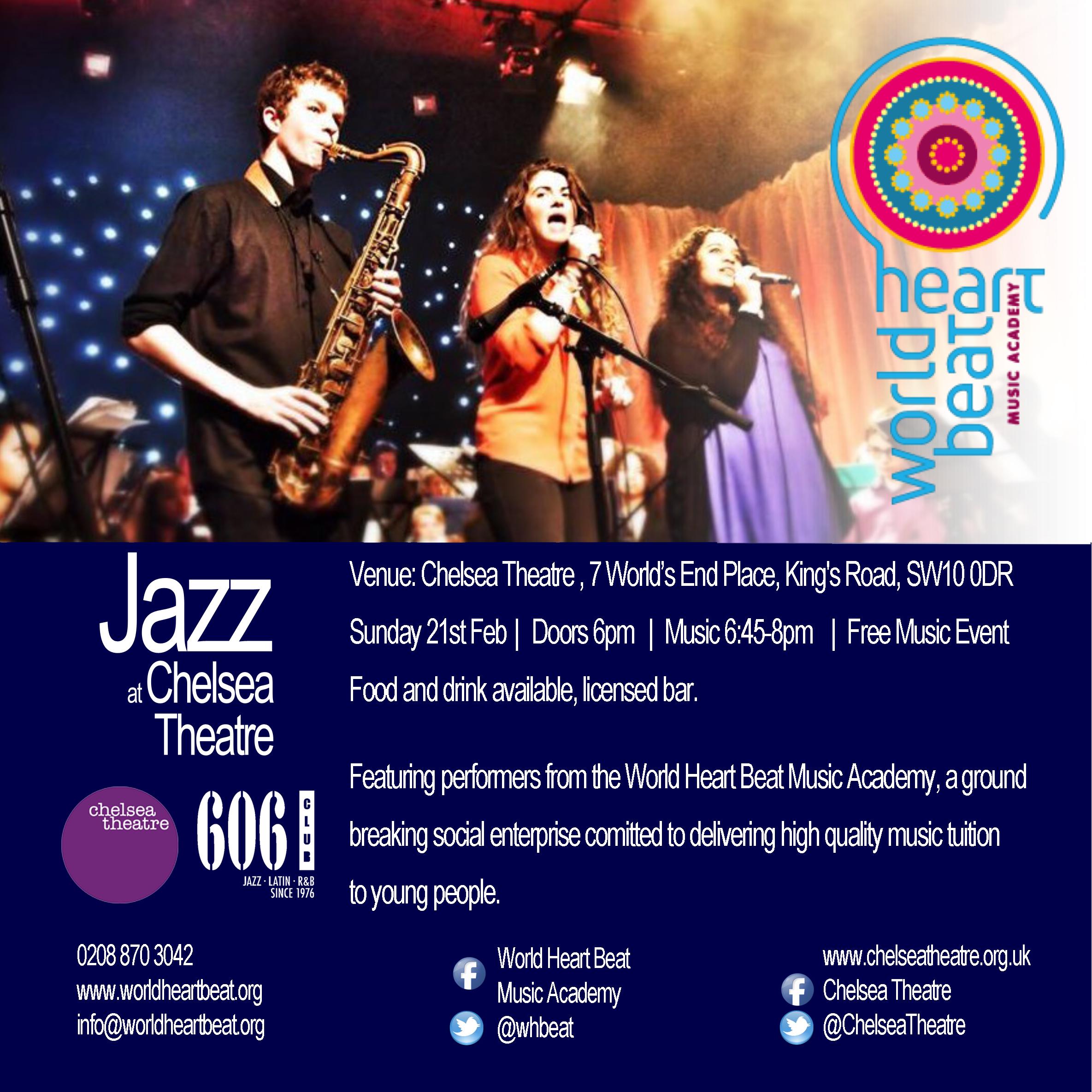 Jazz@Chelsea