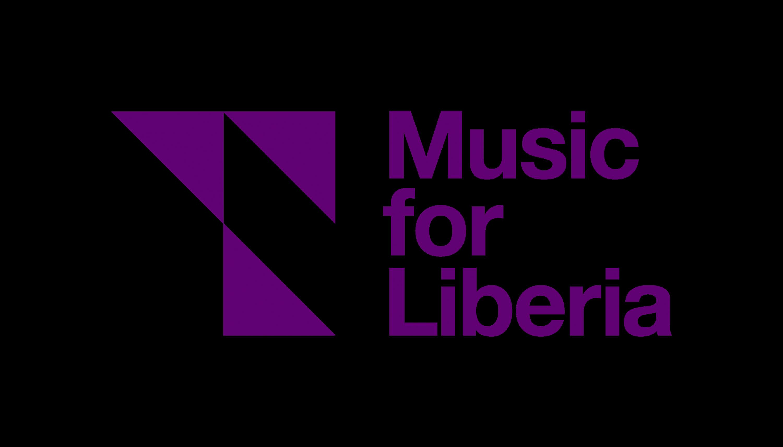 Music for Liberia logo