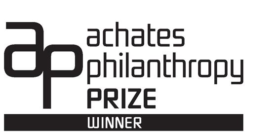 Achates Philanthropy Award