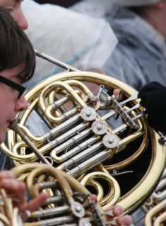 Young students enjoy French Horn Lessons in Wandsworth, SW London