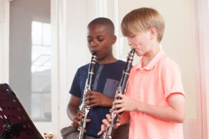 Young students enjoy Clarinet Lessons in Wandsworth, SW London