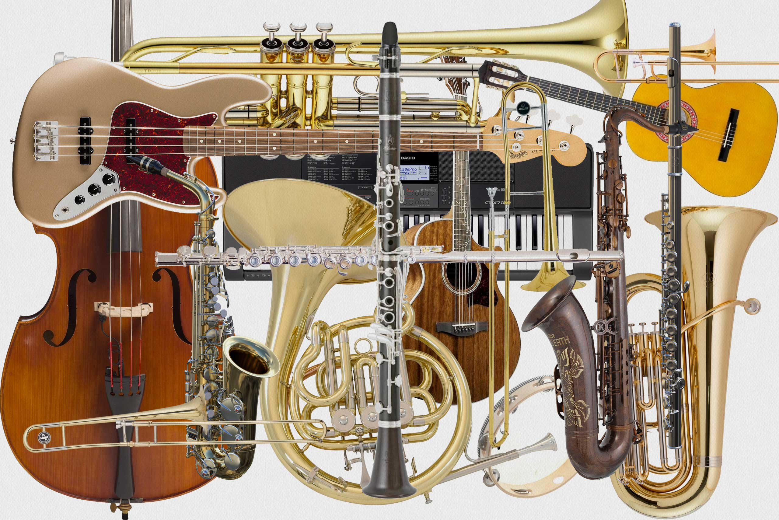 Donate Your Unwanted Instruments
