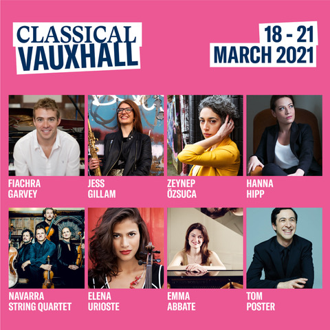 Classical Vauxhall list of talented musicians